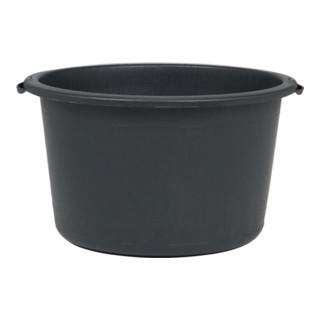 Mörtelkübel Inhalt 40l ohne Bügel schwarz
