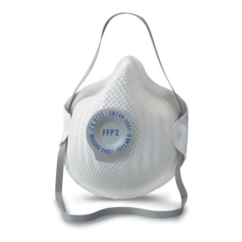 Moldex Atemschutzmaske FFP2 NR D mit Klimaventil Klassiker