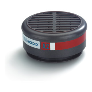 Moldex Gasfilter 8500 A2 max.0,5Vol.% b.30xAGW-Wert EN1438:2004+A12008