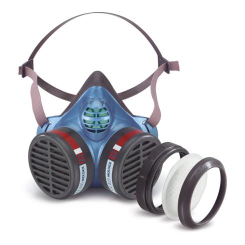 Moldex Halbmaske FFA2P3 R D Größe M/L, organische Gase und Partikel
