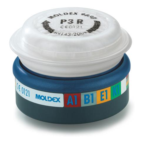 Moldex Kombifilter 9430 ABEK1P3 R EN14387:2004+A2008