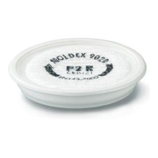 Moldex Partikelfilter 9020 P2 R f.Serie 7000+9000 EN143:2000+A1:2006