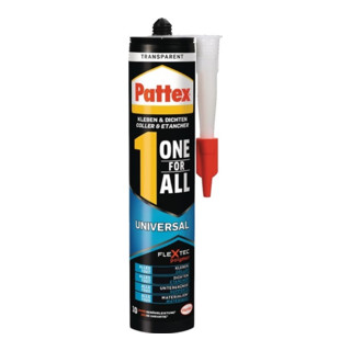 Montagekleber One for All Univ.transp.310g PATTEX