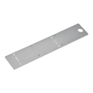 Montageplatte silber f.TS 73 EMF DORMA