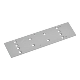 Montageplatte silber f.TS 83 EN 3-6 DORMA