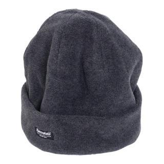 Mütze Fleece grau Univ.-Gr. m.Thinsulatefutter
