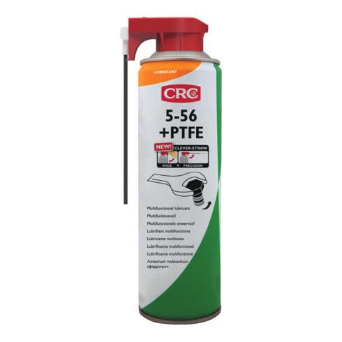 Multifunktionsöl 5-56+PTFE 500 ml Spraydose Clever Straw CRC