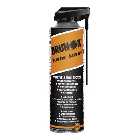 Multifunktionsspray Turbo-Spray® 500 ml Spraydose Power-Click BRUNOX