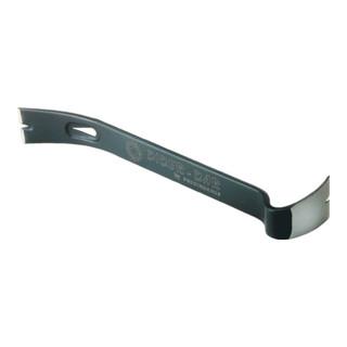 Nageleisen Länge 380 mm Biber Bar gebogene Klaue Peddinghaus