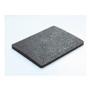 Natte antidérapante L12 cm B18 cm D8 mm en granulés 10 découpes DOLEZYCH