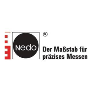 Nedo digitales Winkelmessgerät Winkeltronic, Länge 600 mm