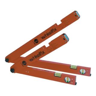 Nedo Winkelmessgerät Winkelfix shorty, Länge 305 mm