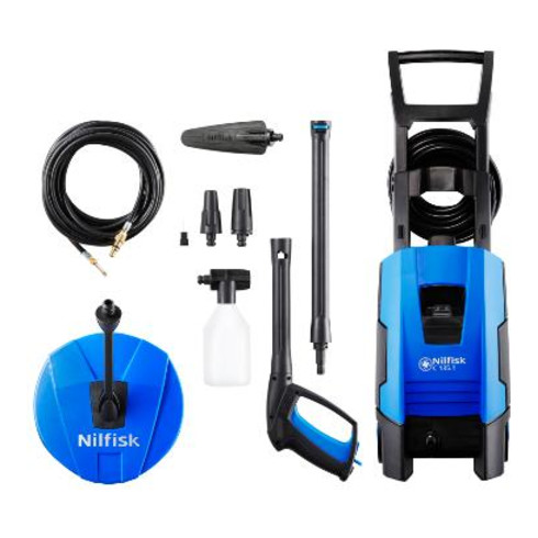 Nettoyeur haute pression C 135.1-8 PCAD 350/520 l/h 135 bar 1,8 kW NILFISK