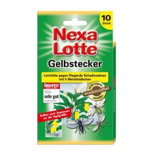 Gelbtafeln g nstig bestellen for Gelbsticker neudorff