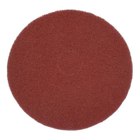 Nilfisk Eco Brilliance Pad 17 Zoll, Durchmesser 431 mm, rot