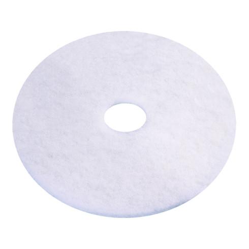 Nilfisk Eco Pad 17 Zoll, Durchmesser 432 mm, weiß