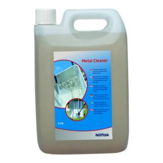 Nilfisk Reinigungsmittel Metall Reiniger Set 2,5 Liter