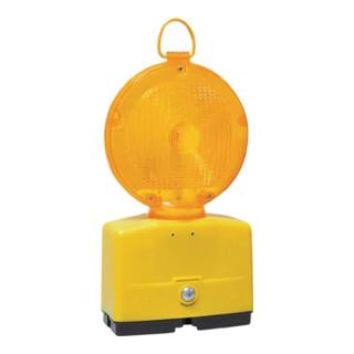 Nissen Baustellenwarnleuchte Nitra LED gelb Leuchtenkopf drehb.