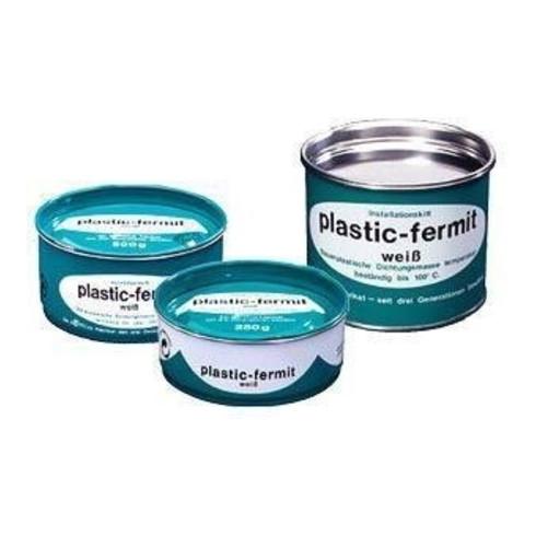 Nissen Dichtungsmittel PLASTIC-FERMIT 1/2kg Dose, dauerplastisch