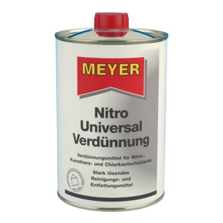 Nitroverdünner 6l Flasche