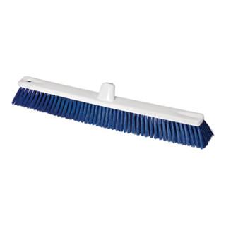 Nölle HACCP-Besen L.600mm Borstenstärke 0,50mm blau