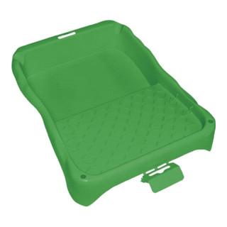 Nölle Lackwanne ERGOLINE L360xB270xH35mm grün PP lösemittelbeständig