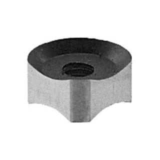 Noga Schneidplatte für Keilnuten, für maximale Breite: 8 mm