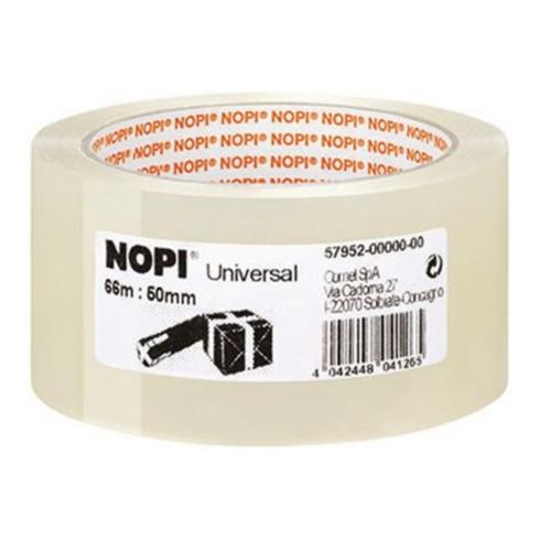 Nopi Pack universal 66m x50mm transparent