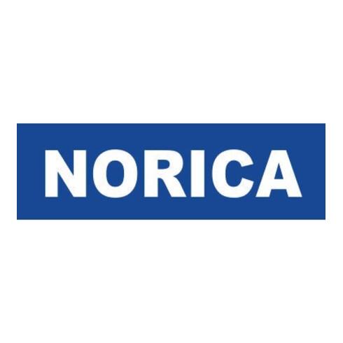 NORICA Büroklammer 2220 32mm Metall glanzverzinkt 1.000 St./Pack.