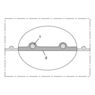 Norres Druckschlauch kälteflexibel Ø 40mm L: 25m NORPLAST® PVC 388 SUPERELASTIC