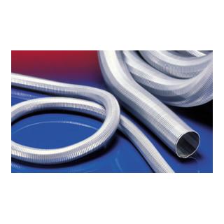 Norres Metallschlauch + Saugschlauch bis 120°C Ø 100mm L: 10m METAL HOSE 375