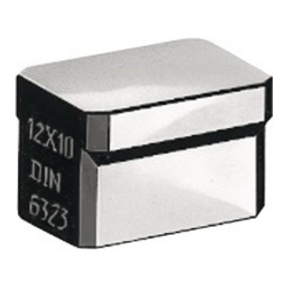 Nutenstein DIN6323 Form A-10x12mm lose AMF