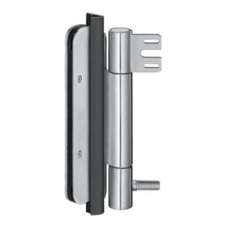 Objektband VARIANT VN 8938/160 U FD VA ma geb.160kg 22,5mm DIN L gef.Tür