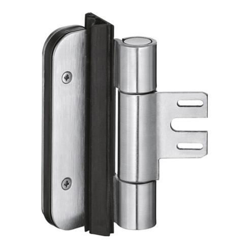 Objektband VARIANT VN 8939/100 FD VA ma geb.100kg 20mm DIN R gef.Tür m.FD