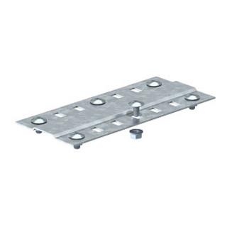 OBO BETTERMANN Stossstellenleiste 300mm SSLB300DD Stahl Zink-Alubeschichtung SSLB300DD