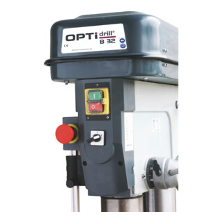 OPTIMUM Bohrmaschine OPTIdrill B20 / 400V/3Ph/50Hz