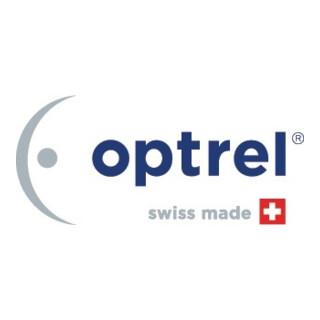 Optrel Schweisserschutzhelm p550 Sichtfeld 90x110mm schw./schw. o. Seitenteile