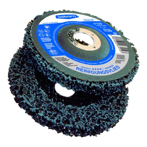 Osborn Reinigungsscheibe mit Glasfaserrücken Bohrung 22,23 für Winkelschleifer