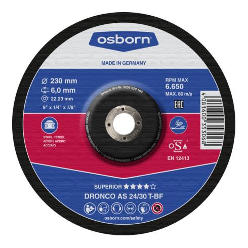 Osborn Universal-Schruppscheibe AS2430T