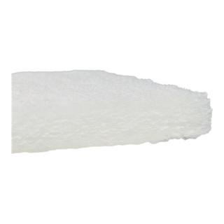 Padbelag fein/weiß 240x140mm