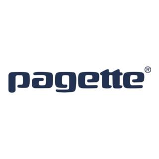 Pagette WC-Sitz KADETT 300 S mit Deckel, mit Edelstahl-Befestigung weiß