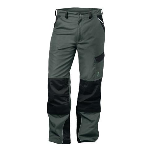 Pantalon à ceinture Canvas Charlton taille 50 gris/noir 65 % PES / 35 % CO