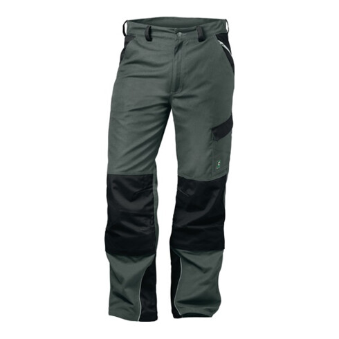 Pantalon à ceinture Canvas Charlton taille 54 gris/noir 65 % PES / 35 % CO
