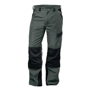 Pantalon à ceinture Canvas Charlton taille 56 gris/noir 65 % PES / 35 % CO