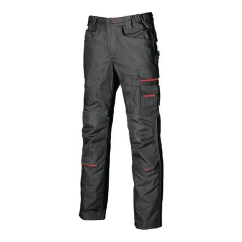 Pantalon Don´t Worry Free taille 54 noir/charbon 60 % CO / 40 % PES