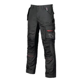 Pantalon U Supremacy Race taille 46 noir/charbon 65 % PES / 35 % CO