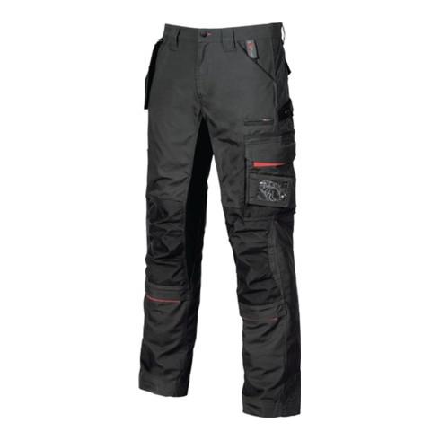 Pantalon U Supremacy Race taille 48 noir/charbon 65 % PES / 35 % CO
