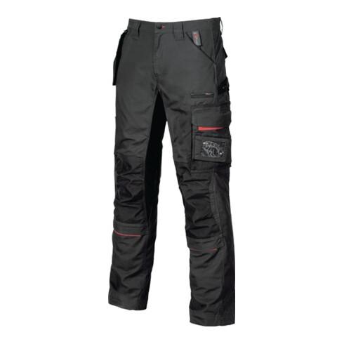 Pantalon U Supremacy Race taille 50 noir/charbon 65 % PES / 35 % CO