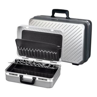 Parat Alu-Werkzeugkoffer Mit Bodenschale + 3 Werkzeugtafeln