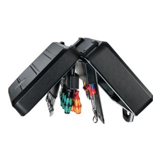 Parat Schalenkoffer X-ABS, 460x310x170mm, Doppel-Alu.-Rahmen,schwarz